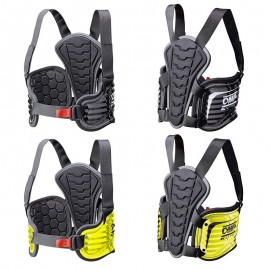 PROTECTOR TORÁCICO OMP KS BODY PROTECTION NEGRO