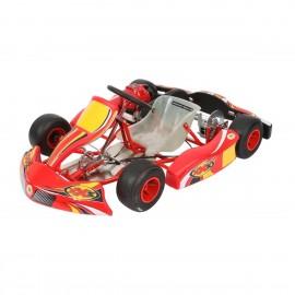 BABYKART XXS CON MOTOR HONDA 4 TIEMPOS 35 cc COMPLETO.