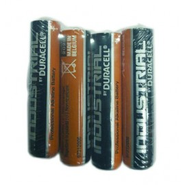 PACK 4 PILAS DURACELL LR03 INDUSTRIAL