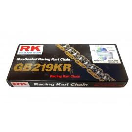 CADENA RACING KART RK DE 219 DE 92 PASOS