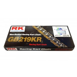 CADENA RACING KART RK DE 219 DE 94 PASOS