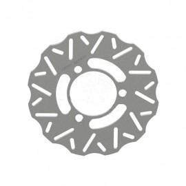 DISCO FRENO DELANTERO INOX 140X3,5 mm