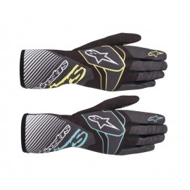 GUANTES ALPINESTARS TECH 1K RACE V2 CARBON