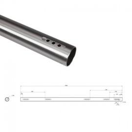 EJE TRASERO DE Ø40X1040mm SP3 mm
