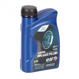 BOTE LIQUIDO FRENO ELF DOT4 500 ML.